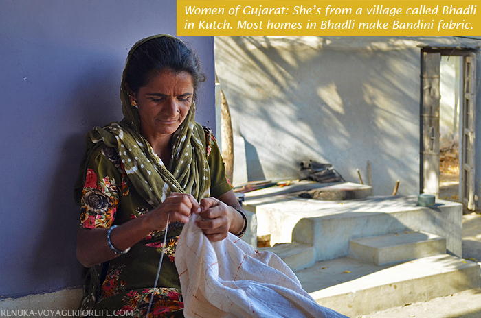 IMG-Women of Gujarat India