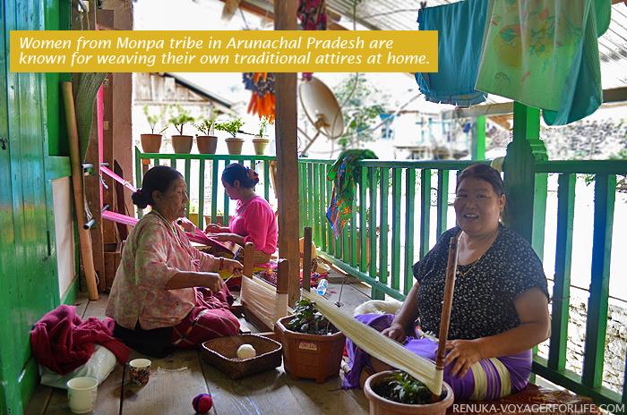 IMG-Women of Monpa tribe Arunachal Pradesh
