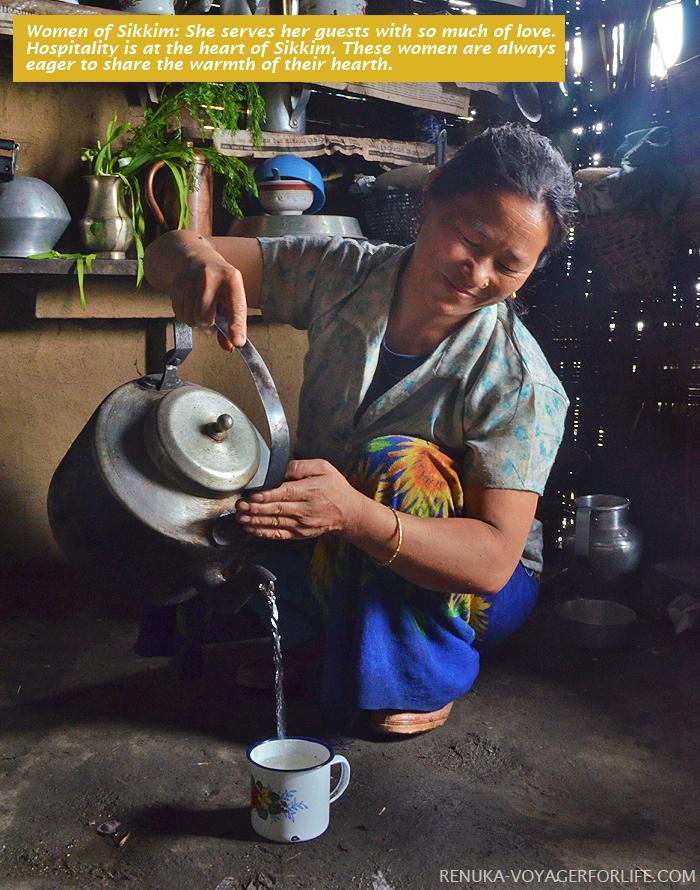 IMG-Women of Sikkim India
