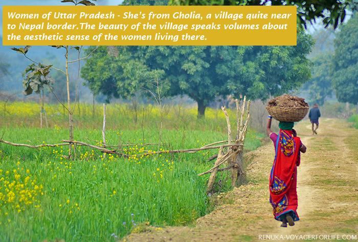 IMG-Women of Uttar Pradesh India