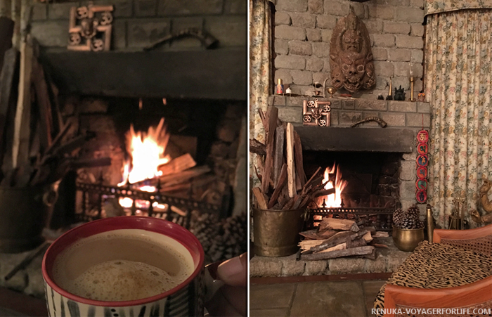 IMG-homestays with fireplace