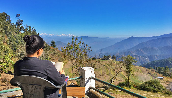 Binsar – Where You Succumb To The Mountains