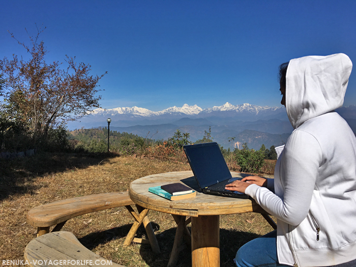 'A Room With A View' In Gangolihat, Pithoragarh
