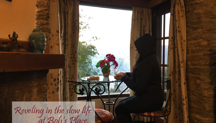 The Pleasures of Slow Travel At Bob's Place, Nathuakhan