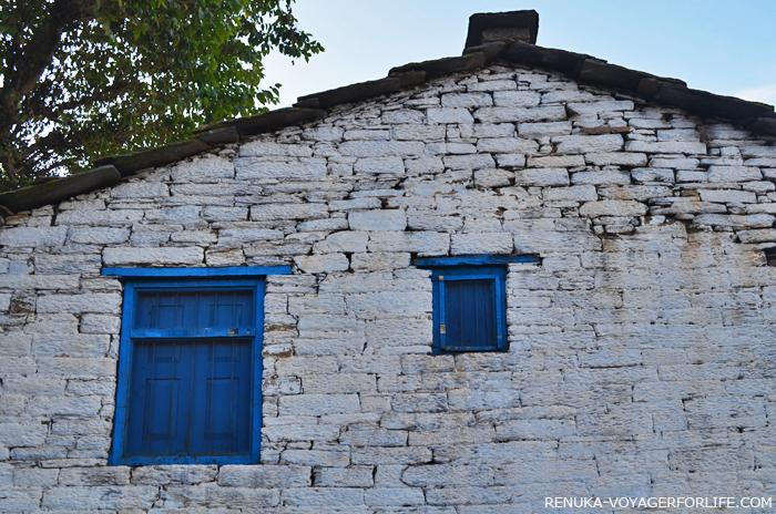 IMG-Village homes of Uttarakhand