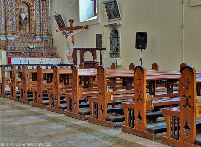 IMG-Ancient churches of Daman India