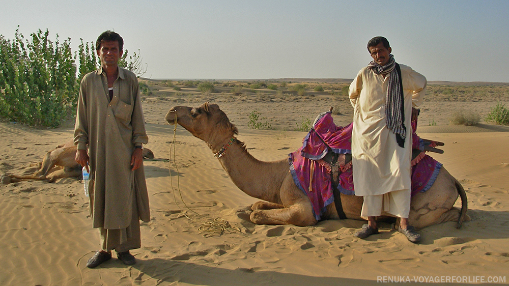 IMG-The camel owners of the Rajasthan Thar desert